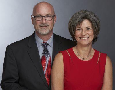 Chris & Felicia Fosgate
