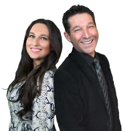 Philip and Ariana Berson