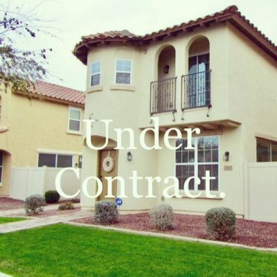 Under Contract! – 3707 E Hans Dr, Gilbert, AZ 85296