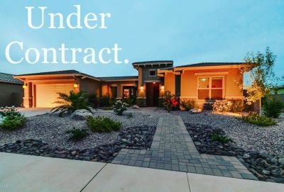 Under Contract! – 5124 S Ponderosa Dr, Gilbert, AZ 85298