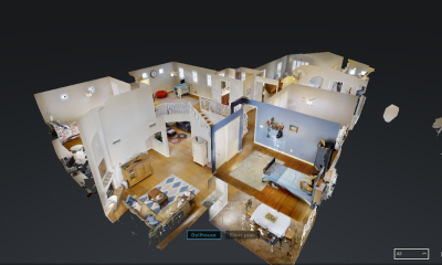 3D Virtual Home Tours are the way of the future…