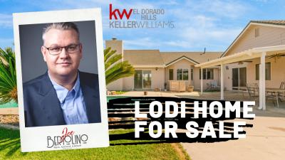 Lodi Home for Sale