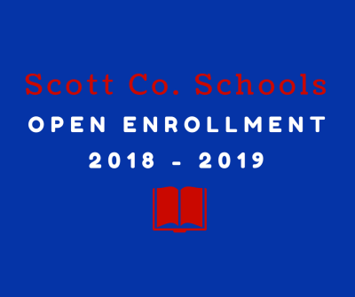 Scott Co. Schools Open Enrollment 2018-2019