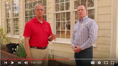 VIDEO:  Inspection Series – Exterior Finishes