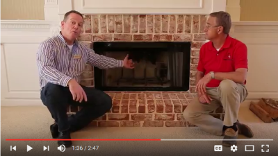 VIDEO:  Inspection Series – Fireplaces