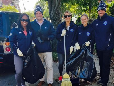 The Fitzpatrick Team gives back to the Community