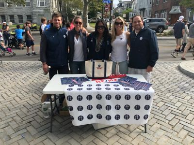 Connecting with the Community at the Broadway Fair