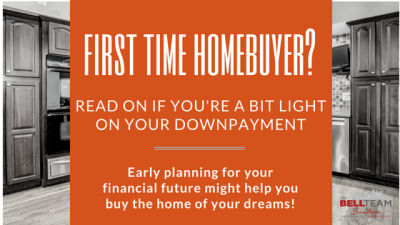 Light on the down payment to buy your first house?