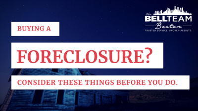 What you should know before buying a foreclosure