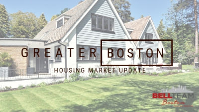 Is the Greater Boston housing marketing showing signs of change?