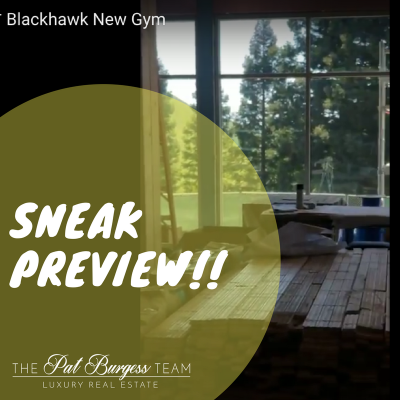SNEAK PEEK!!! Blackhawk Fitness & Wellness Center