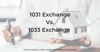 1031 Vs 1033 Exchange Explained