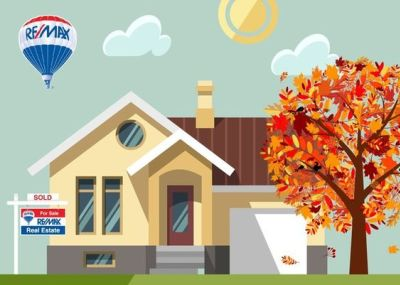 Purchasing a Home in Autumn
