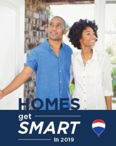 Homes Get Smarter in 2019