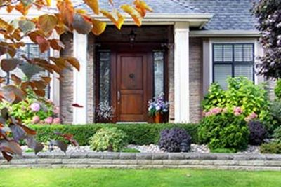 How to create outstanding curb appeal