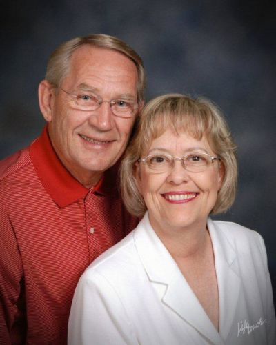 Dick and Kathy Ketterer