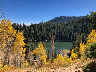 Enjoy the Fall Scenery