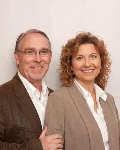 Michael and Marilyn Goure of Omaha Solid Ground