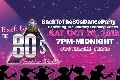 2018 Back To The 80's Dance Party (2nd Annual)