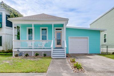 A Remodeled Galveston Cottage