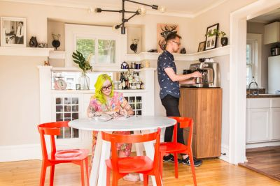How We Bought Our First Home: Getting a Mortgage When Self-Employed
