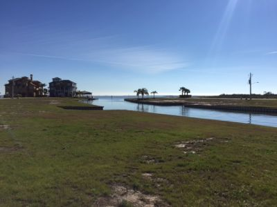 Corner Canal Lot Now Available in Harborwalk