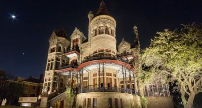 Full Moon Tour of the 1892 Bishop's Palace