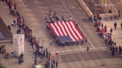 Here's what you need to know about Houston's Veterans Day parade, following road closures