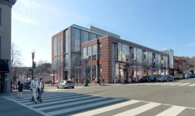 New Luxury Hotel in Georgetown