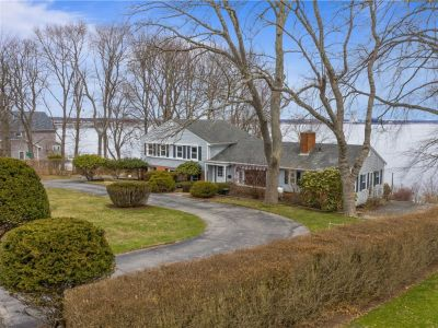 New List: Special Waterfront Bristol Home