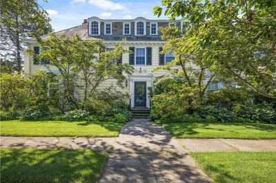 East Side Of Providence – Grand and Stately 1920's Colonial