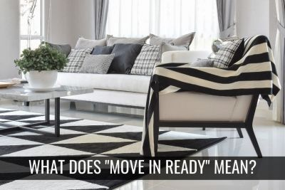 "What Does ""Move-in Ready"" Really Mean?"