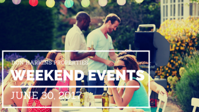 Orlando Weekend Events – June 30, 2017