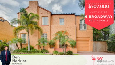 6 Broadway Court – Mediterranean Revival in Eola Heights