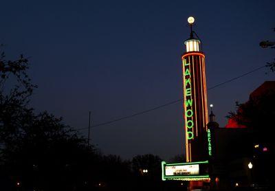 Lakewood Theater soon to be landmark!