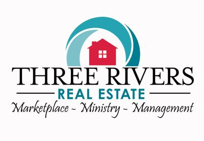 Where did the name Three Rivers come from?