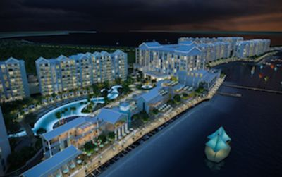 FLORIDA'S NEWEST WATERFRONT HOTEL CONDO RESORT