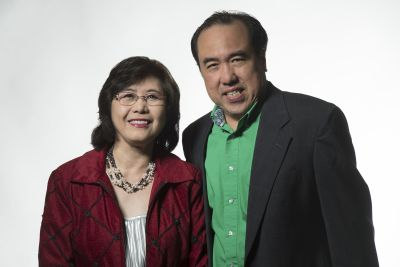 Gavin and Nancy Bautista