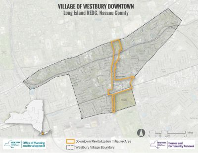 Westbury, NY's Downtown Revitialization Initiative