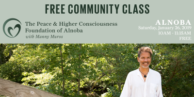 Free Class at Alnoba Center Jan 26