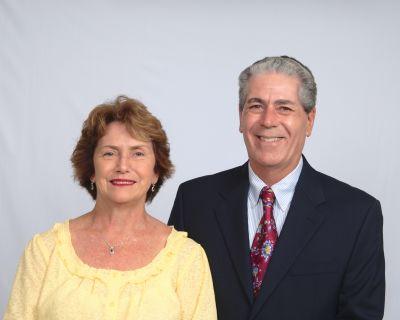 Cathy and Dave Machado