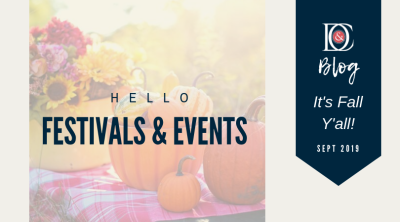 Local Events This Fall