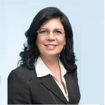 Viviana Ines Gunter<br> Lic# 01768131