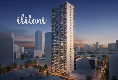 Ililani – Kakaako's Newest Mixed-Use High-Rise Development