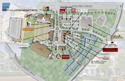 Peachtree Corners Town Center Development Update