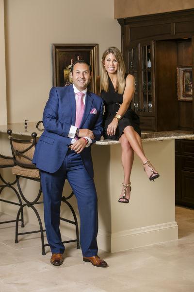 Stephanie Paxton & Robert Elder