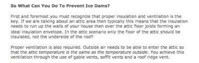 How to Prevent Ice Dams and the Roof Leaks They Cause
