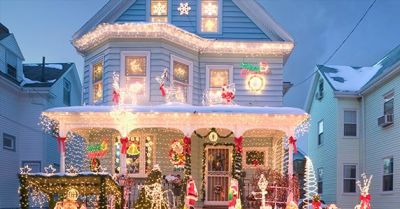 Yes!  You Can Buy A Home During The Holiday Season