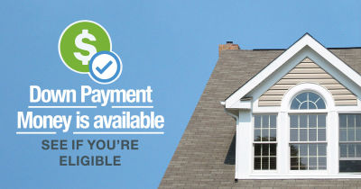 Did you know 87% of homes on the market qualify for downpayment help?