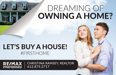 Dreaming of Owning a Home?